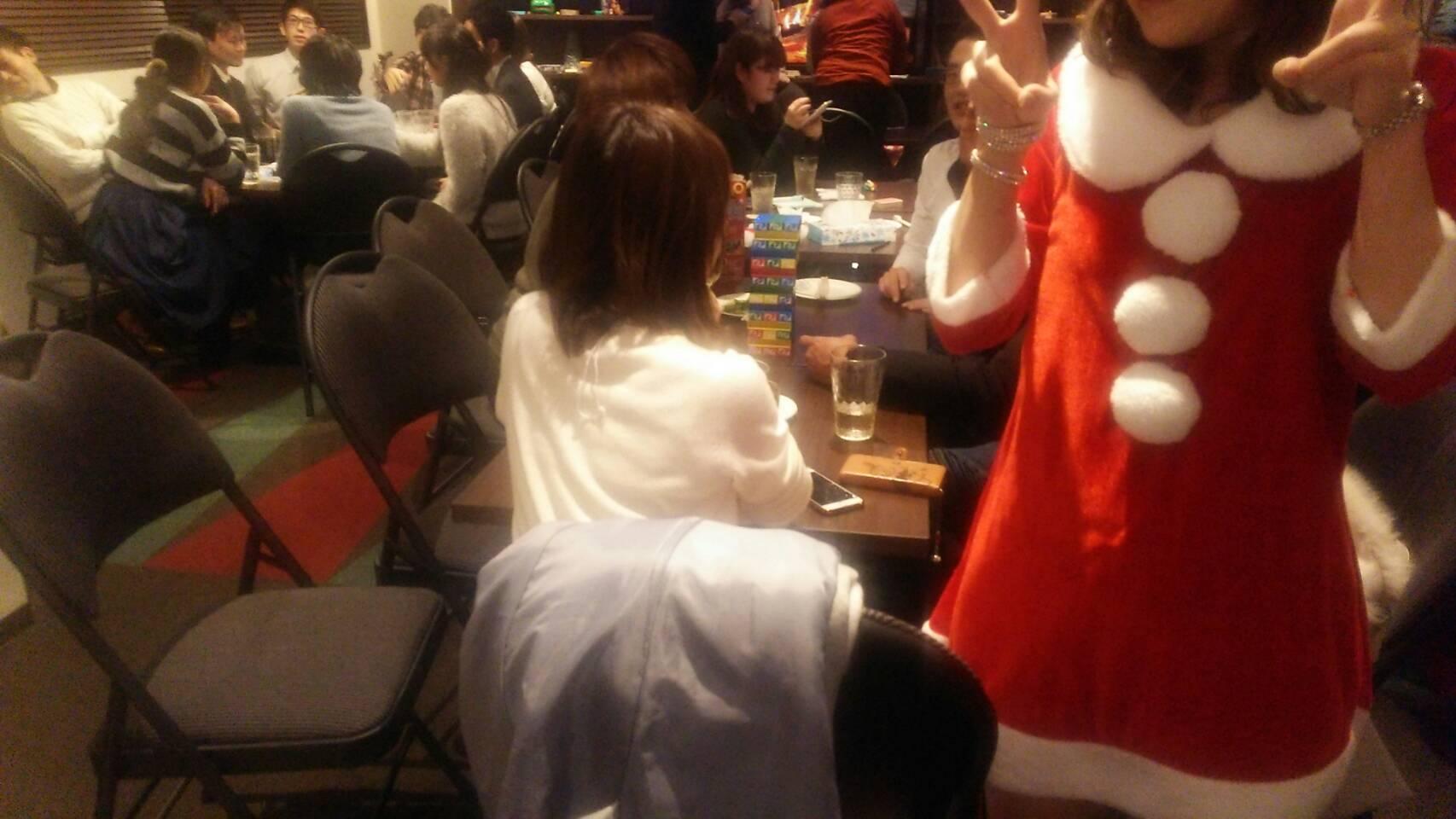 【ボードゲーム恋活】クリスマス会SP!