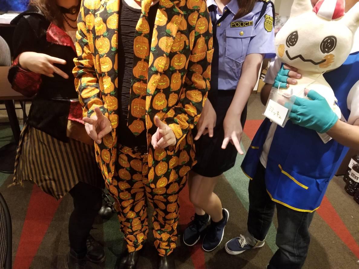 【ボードゲーム恋活】ハロウィンSP!